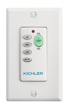 Wall Transmitter Limited Function Multiple Finishes