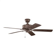 Renew Patio Collection 52 Inch Renew Patio Ceiling Fan TZP