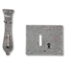 Chest Lock - small fastener