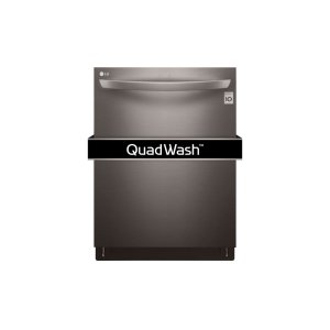 LG AppliancesTop Control Smart wi-fi Enabled Dishwasher with QuadWash