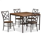 Baxton Studio Vintner Dining Set Product Image