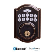 Hickory Smart Bluetooth Enabled Deadbolt - Traditional Style