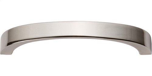 Tableau Curved Handle 3 Inch - Polished Nickel