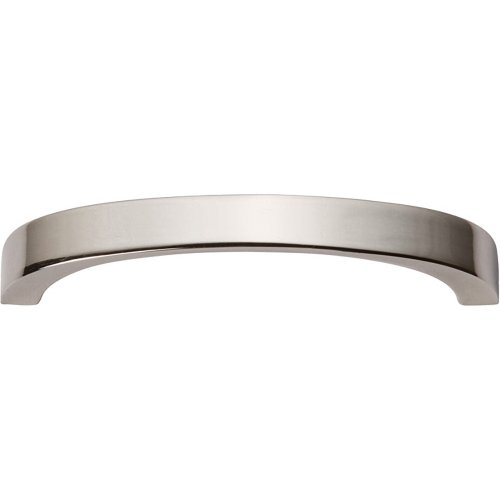 Tableau Curved Handle 3 Inch - Polished Nickel