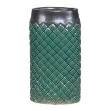 Quilted Vase III