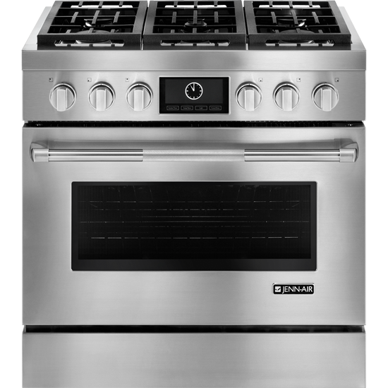 Jenn Air 36 Inch Dual Fuel Range Jdrp436wp