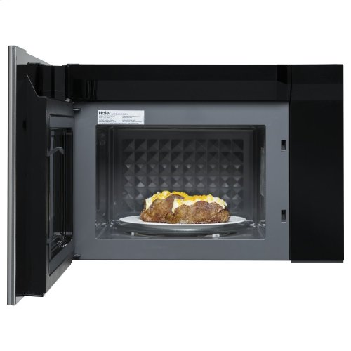 """24"""" 1.4 Cu. Ft. Over-The-Range Microwave"""