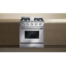 "Electrolux ICON™ Professional Series 30"" All-Gas Freestanding Range - Pro"