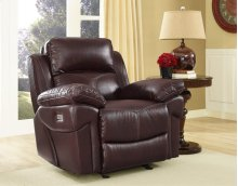 WARNER Full Power Glider Recliner w/PwrHdrst