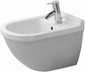 White Starck 3 Bidet Wall-mounted Product Image