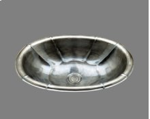 B1318 - Lavatory - Louis Xv Pattern - Antique Brass