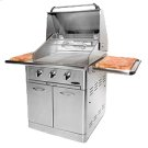 "Precision Series 30"" Freestanding Grill Product Image"
