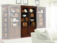 """Cherry Creek 52"""" Wall Bookcase Product Image"""