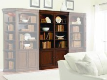 "Cherry Creek 52"" Wall Bookcase"