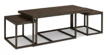 Canyon Rectangular Nesting Coffee Tables