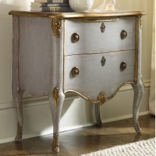 French Two Drawer Chest