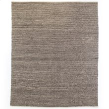 8'x10' Size Grey Woven Rug