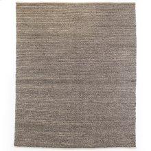 8'x10' Size Grey Woven Rug