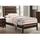 1017 Jackson Twin Bed with Dresser & Mirror Product Image