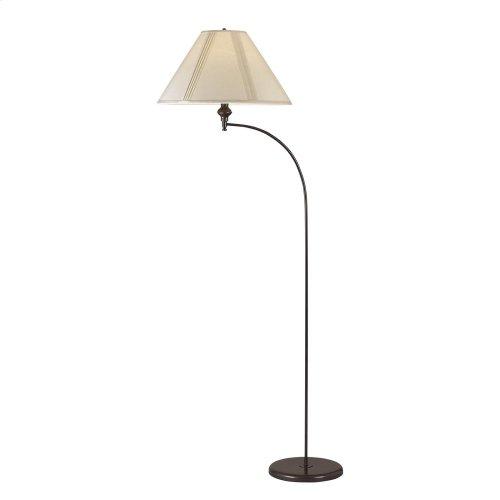 150W 3 Way Mini Arc Floor Lamp