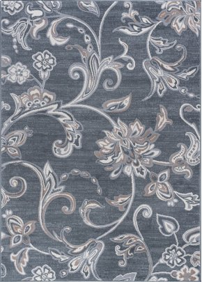 Madison - MDN3541 Dark Gray Rug