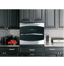 """GE Profile™ 30"""" Built-In Single/Double Convection Wall Oven"""