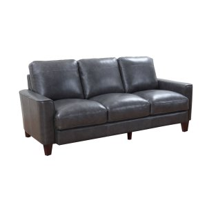 Leather Italia Usa 5309wl Chino Sofa 177066 Grey