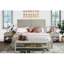 Zephyr Queen Bed