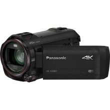 4K HD Camcorder with 20X LEICA DICOMAR Stabilized Lens and WiFi Twin Video Camera - HC-VX981K