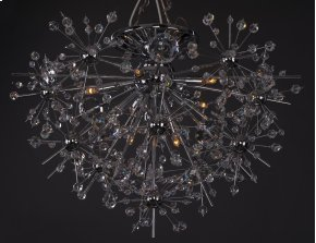 Starfire 8-Light Flush Mount