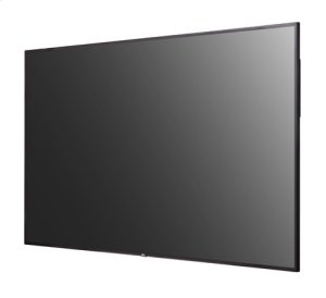 """86"""" Ultra HD Signage with Split-Screen Functionality"""