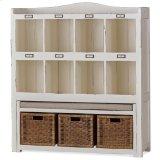 Hancock Storage Cabinet w/ Trundle Bench Product Image