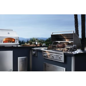 LynxNapoli Outdoor Oven conversion - NG to LP