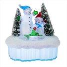Snowman Night Light. Product Image