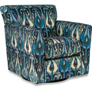 Allegra Swivel Chair Product Image