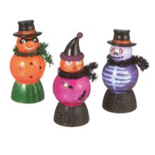 Lighted Trick or Treat Mini Shimmer (3 asstd).