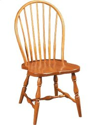 Seven Spindle Windsor Side Chair