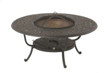 "Chateau 48"" Round Fire Pit Table"