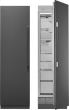 24 Inch Built-In Freezer Column (Left Hinged) Product Image