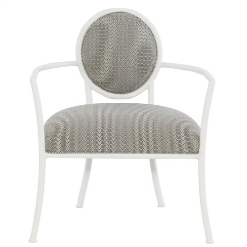 Naples Chair in Chalky White