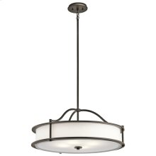 Emory Collection Emory 3 Light Pendant/Semi Flush - OZ