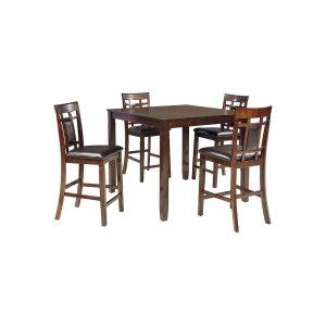 Ashley FurnitureSIGNATURE DESIGN BY ASHLEDRM Counter Table Set (5/CN)