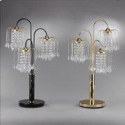 Rain Drop Table Lamp Product Image