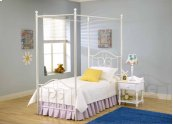 Westfield Twin Canopy Bed Set