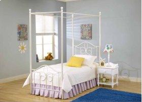 Westfield Twin Canopy Bed Set