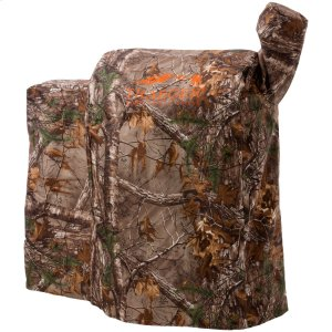 Traeger GrillsRealtree Full-Length Grill Cover - 22 Series