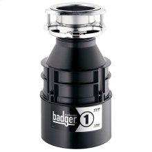 Badger 1 Garbage Disposal - Without Cord