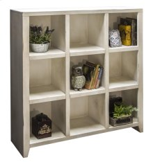Calistoga White 9 Cubicle Bkcs