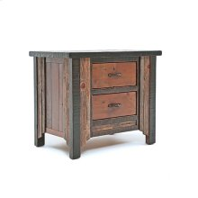 Cody - 2 Drawer Nightstand