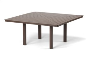 """64"""" Square Table Top Only w/ hole"""
